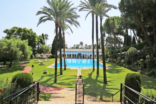 Sold: 1 Bedroom, 1 Bathroom Apartment in Señorio de Marbella, Marbella Golden Mile