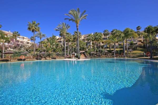 2 Bedroom, 1 Bathroom Apartment For Sale in Marbella Golden Mile