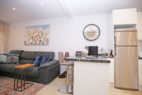 1 Bedroom, 1 Bathroom Apartment For Sale in Señorio de Marbella
